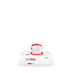 SANITIZER SURFACES WIPES (100)