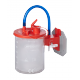 Wall Mount for suction waste collector