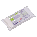 Wipes for the cleaning and disinfection