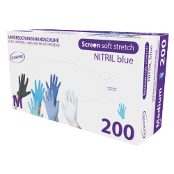 Gants nitrile top glove