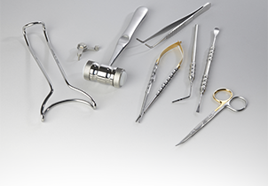 Equipment and disposable products for dental surgery -- HYGITECH